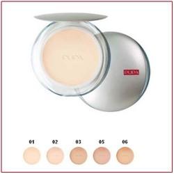 SILK TOUCH COMPACT POWDER Light Beige 01 Pupa