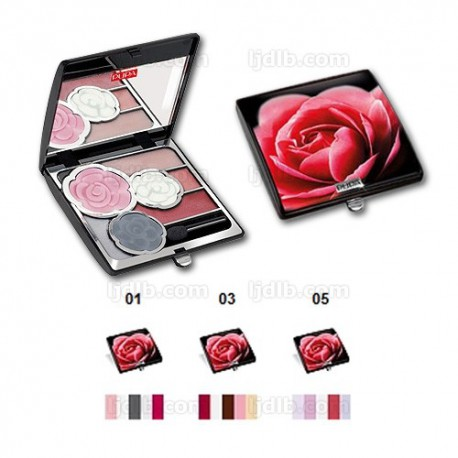 PUPA ROSE SMALL Coffret de Maquillage n° 03 PUPA - 1 Coffret