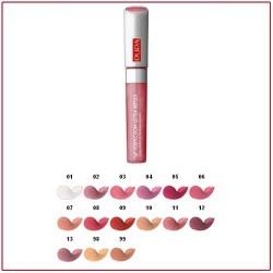 LIP PERFECTION ULTRA REFLEX - Super Sparkly Gloss Reflex Red-Orange 08 Pupa