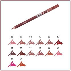 TRUE LIPS - Lip Liner Smudged Pencil Mahogany 21 Pupa