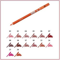 TRUE LIPS - Lip Liner Smudged Pencil Orange 28 Pupa