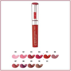 LIP PERFECTION NATURAL SHINE Glowly Red 05 Pupa