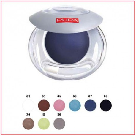 MATT EXTREME - Matt Compact Eyeshadow Dark Blue 07 Pupa