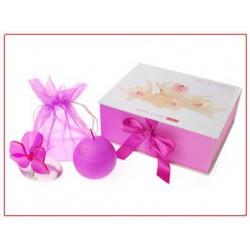 Kit VeryFlower Eau de Toilette Orchidée Pupa - Flacon spray 50ml