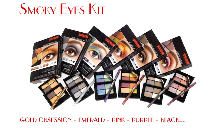 Smoky Eye Kit